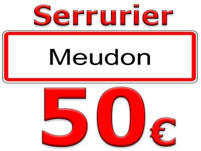 Changement de verrou Meudon